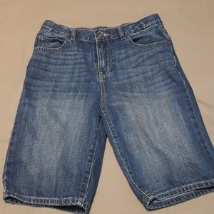 2/$25 boys children's place jean shorts